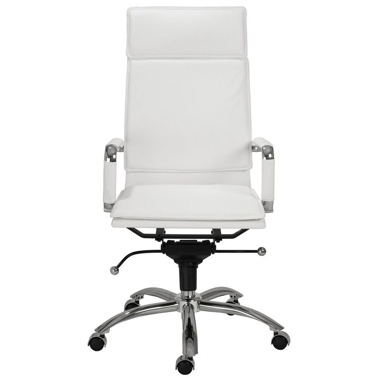 Gunar PRO High Back Office ChairTop 25  best High back office chair ideas on Pinterest   Office  . Flash Furniture Mid Back Office Chair Black Leather. Home Design Ideas