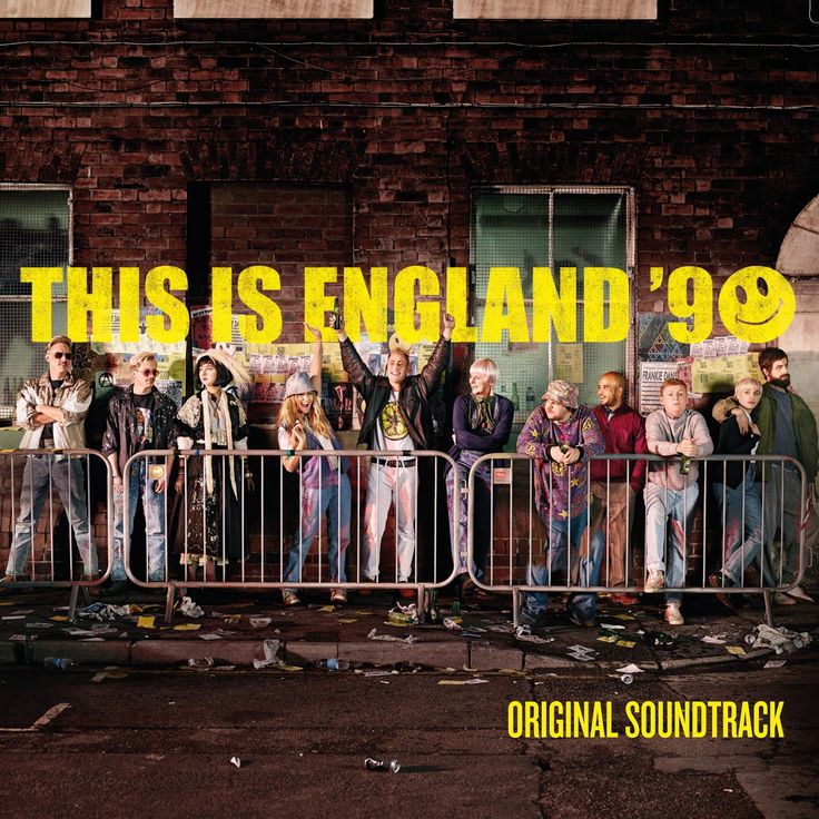 This is England '90 soundtrack & Spotify playlist