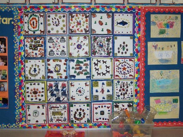 113 best computer lab images on Pinterest | Computer teacher ... : classroom quilt ideas - Adamdwight.com
