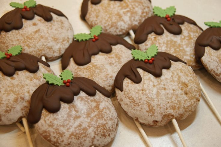 1 - Lebkuchen Pud Lollies