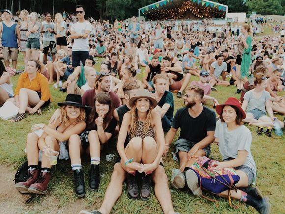 Falls Festival Photo Diary