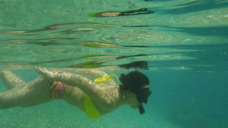 Twitter / carzsilerio: Snorkeling at Sepoc!! ...