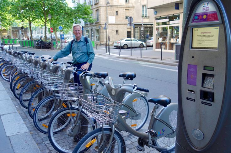 How to Borrow a Bike in Paris | Rick Steves' Travel Blog