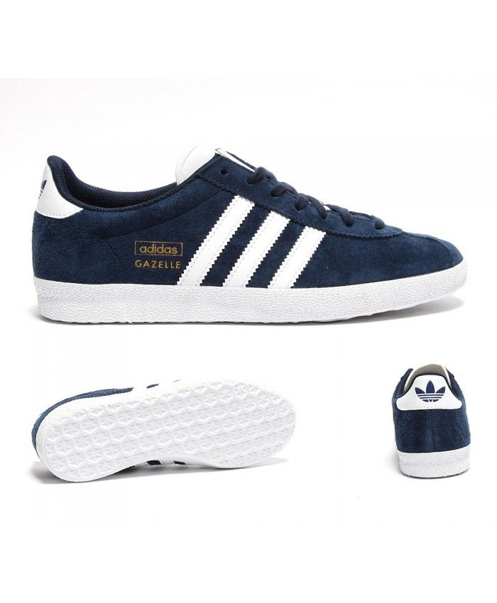 Adidas Sale Originals Gazelle Og Dark Indigo Trainers