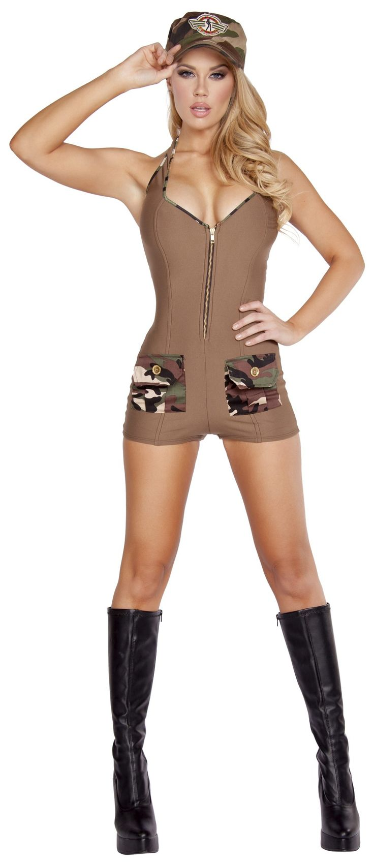 sultry soldier army costume httpwwwenvycornercomsultry - Halloween Army Costume