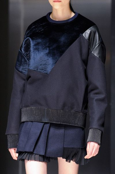 Neil Barrett at Paris Fashion Week Fall 2013