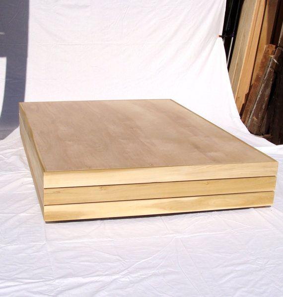 les 25 meilleures id es de la cat gorie cadre de lit flottant sur pinterest cadre de lit. Black Bedroom Furniture Sets. Home Design Ideas