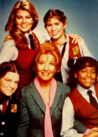 The Facts of Life. This was my show back then. I would watch it & my brother hated it!!