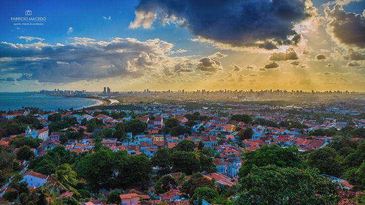 Recife/Olinda Sunset - null