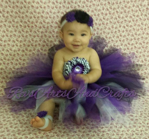Hey, I found this really awesome Etsy listing at https://www.etsy.com/listing/227023925/purple-zebra-tutu-outfit