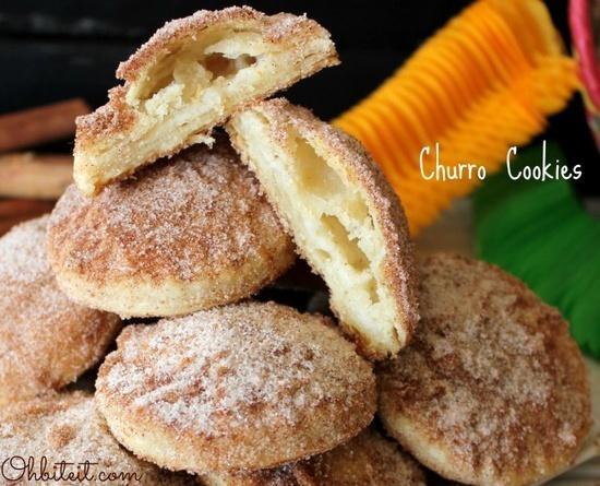 ~Churro Cookies!