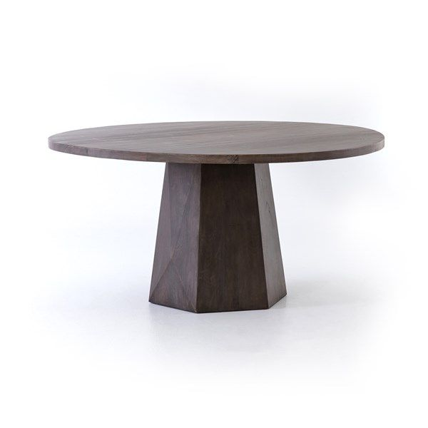 Dining Room Kemper Round Dining Table Ihrm 085 60 Dining