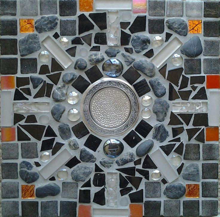 Mosaic Garden Paver