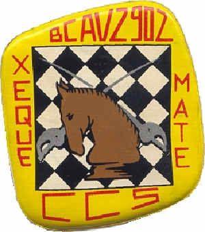 Companhia de Comando e Serviços do Batalhão de Cavalaria 2902 Angola