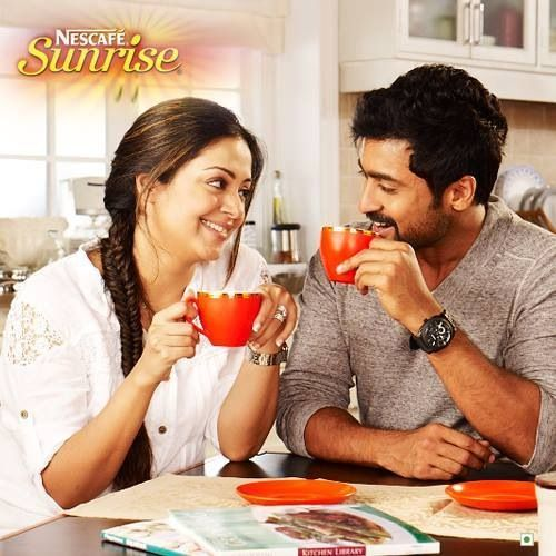 Surya Sivakumar Jyothika I LOVE SURYA SO MUCH HE IS THE BEST actor ever
