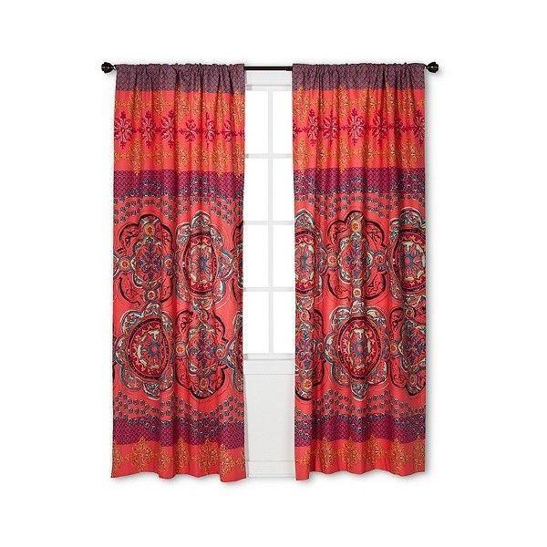 boho boutique nadia curtain panel 42x84 23 liked