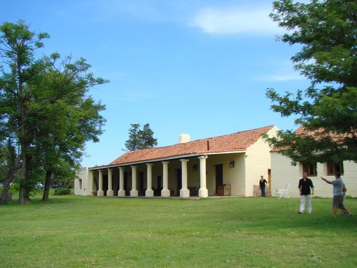 Estancia San Pedro Viejo, Camino Real