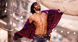 "Watch Ranvir Singh's flirty side in Tattad Tattad (Ramji Ki Chaal Dekho) song from his most awaited movie ""Ramleela""....."