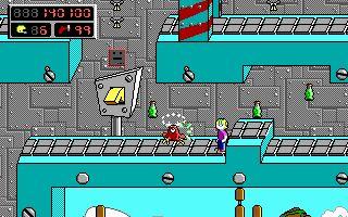 Lambo Power > Classic Computer Games