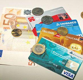 - Válido para quem possui cartões Visa e Mastercard - Sem consulta ao SPC, Serasa e CCF - Débito da parcela na fatura do cartão - Aprovação ...