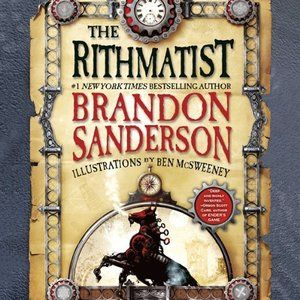 The Rithmatist Audiobook Review by Brandon Sanderson, narrated by Michael Kramer