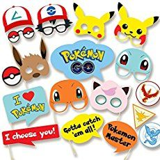 Throw a Pokémon GO party with these fun food ideas and free party decoration and party printables to download. It's perfect for a Pokemon birthday party!