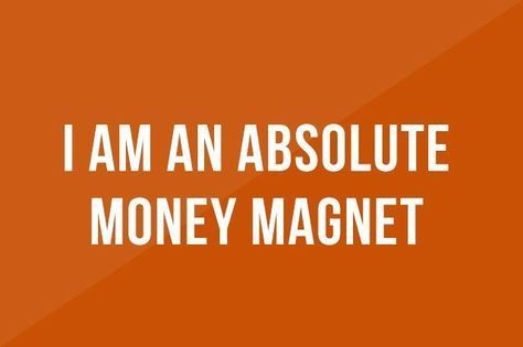 10 Money Affirmations That Really Work! (images) - Positive Affirmations