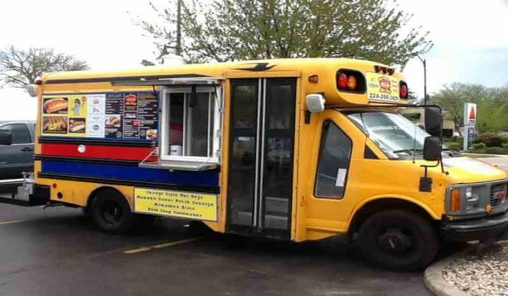 Food Bus Gurnee Illinois