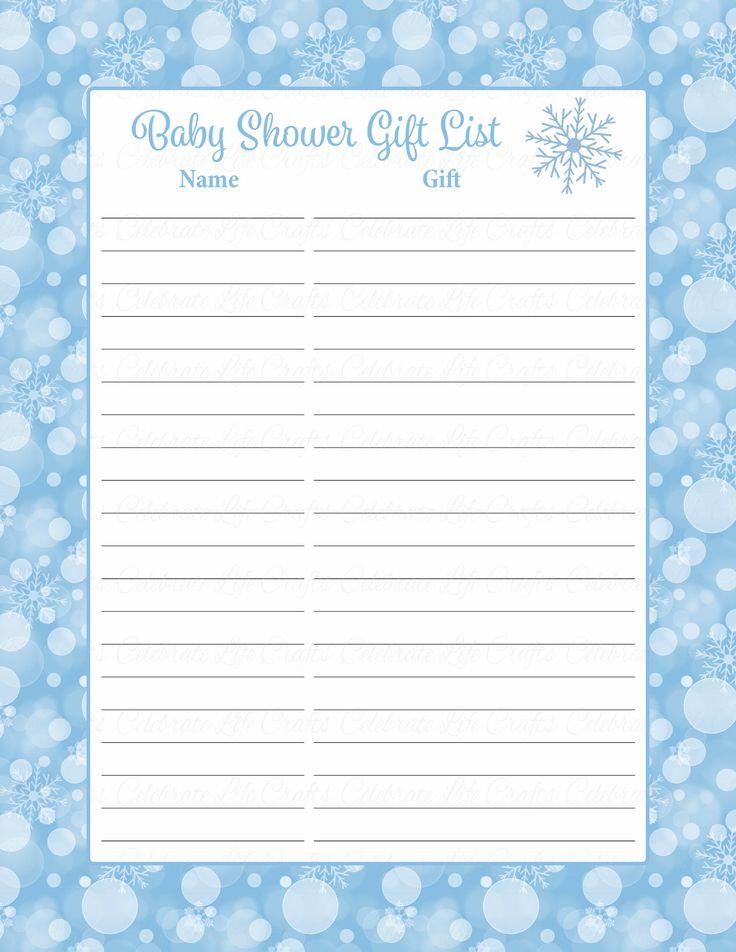 25+ best Baby shower gift list ideas on Pinterest