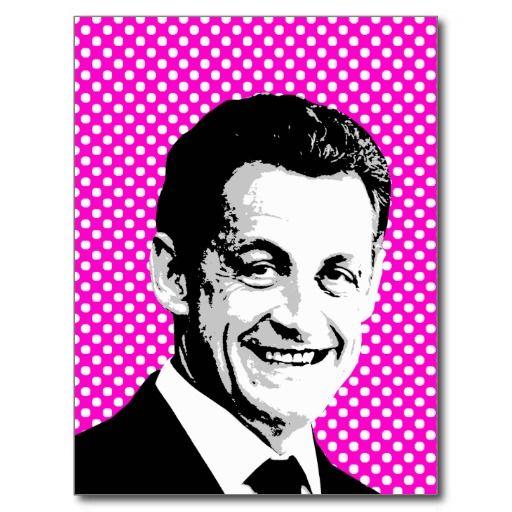 Nicolas Sarkozy Post Cards