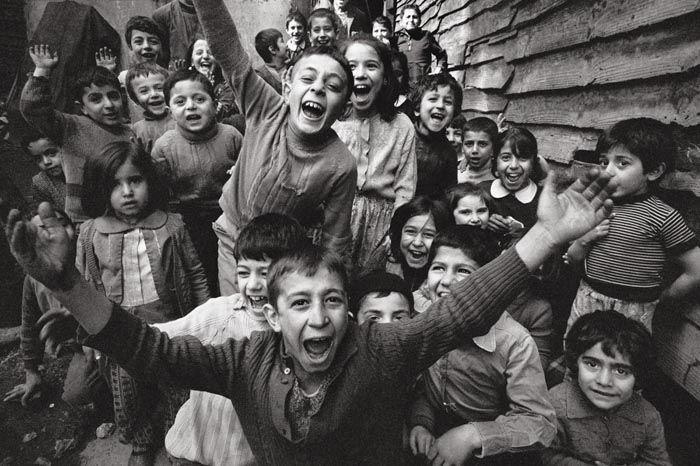 "Ara Guler, ""the eye of Istanbul,"" is of Armenian descent."