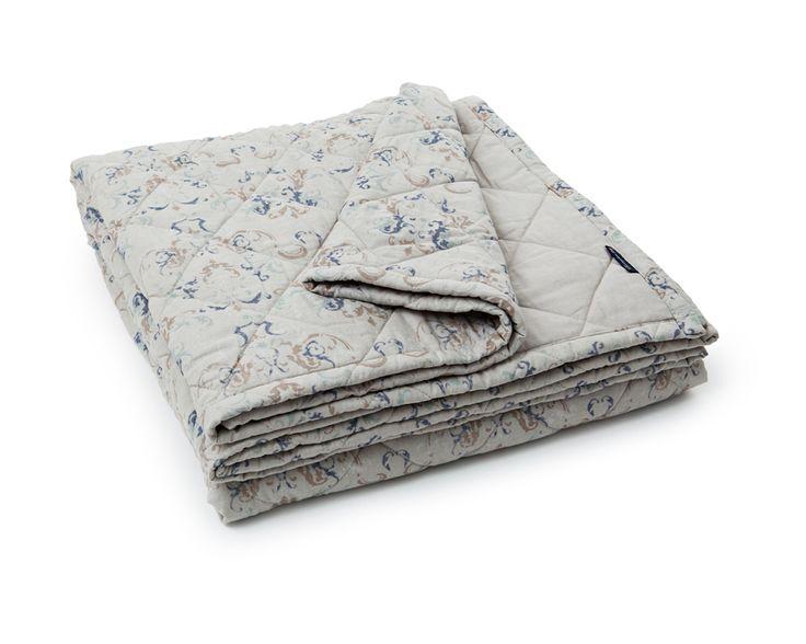 Lexington Printed bedspread beige 160 x 240 cm Spring2016