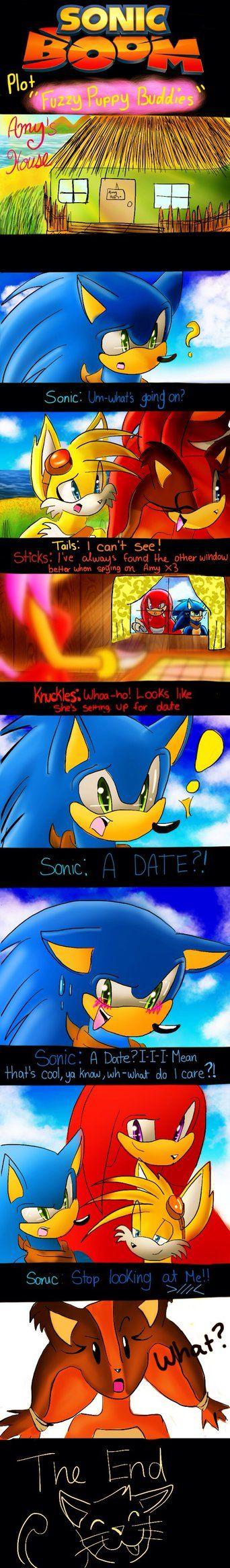Sonic Boom Comic by sonamycomic on DeviantArt