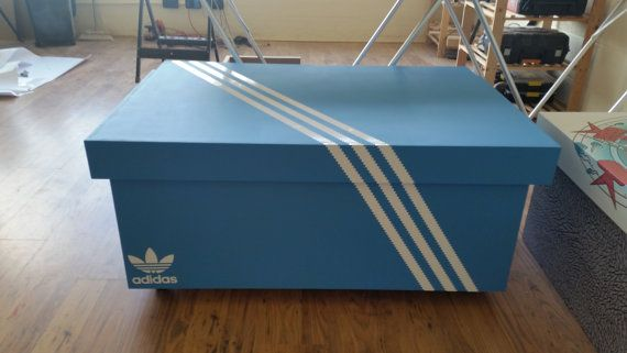 Check out this item in my Etsy shop https://www.etsy.com/uk/listing/262637693/xl-giant-trainer-sneaker-storage-box