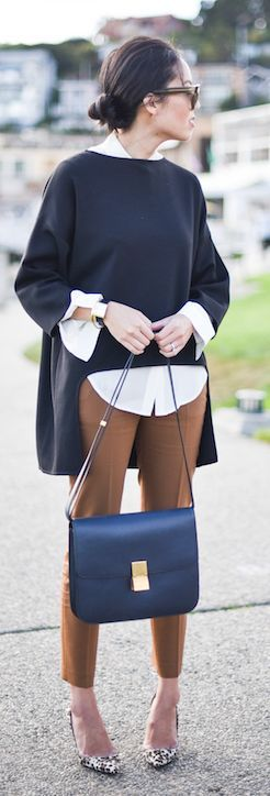 I have fallen in love with the Casablanca coat now I want these pants!!