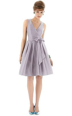 Wendy cocktail #bridesmaid #dress #purple