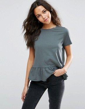 Женские футболки и майки | лонгсливы и топы | ASOS