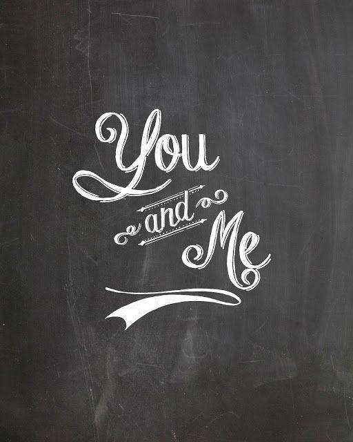 free chalkboard fonts & free printables   Color Me Meg