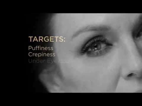 L'Oreal Paris Commercial 2015 Julianne Moore Age Perfect Eye Renewal