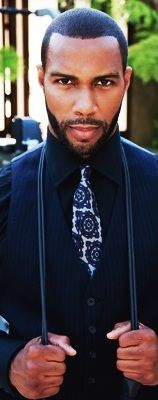 Omari Hardwick, Star of network Starz series Power.