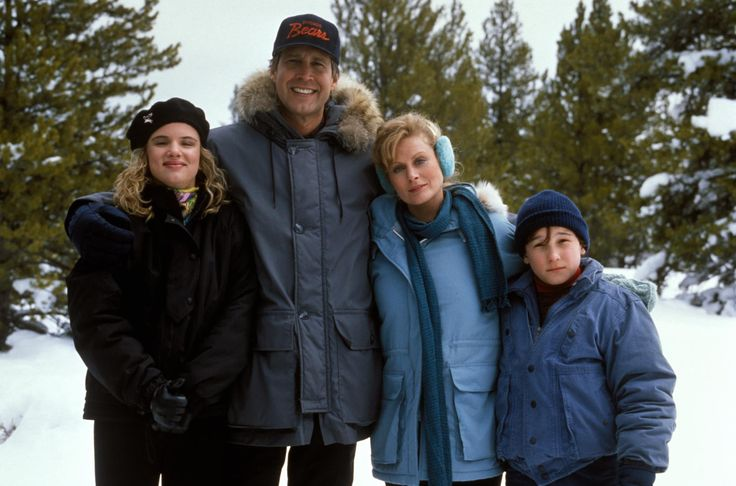 The Griswolds. Vacation, European Vacation and Christmas Vacation ...