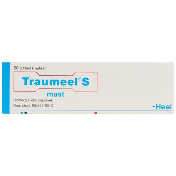 Traumeel S Heel ung.1x50g (D) - 0