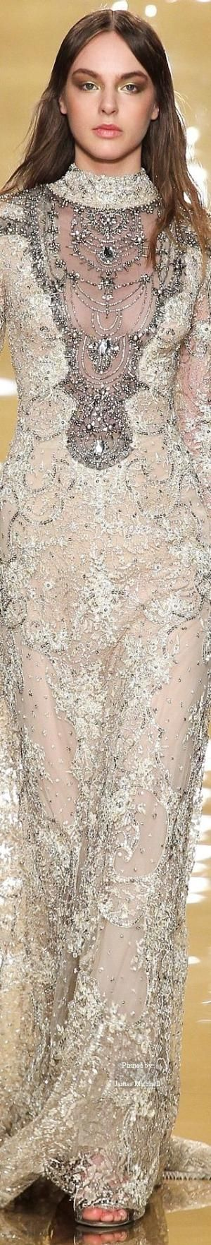 Reem Acra Collections Fall Winter 2015-16 collection by bobbi