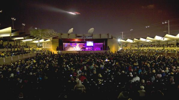 Monterey Jazz Festival – Monterey, CA ~ Starting in 1958 with headlining acts Billie Holiday and Louis Armstrong, the Monterey Jazz Festival in California is one of the longest-running jazz festivals in the world. A nonprofit organization, the festival donates its proceeds to musical education.  Festival in September. ... .. .. .. ..