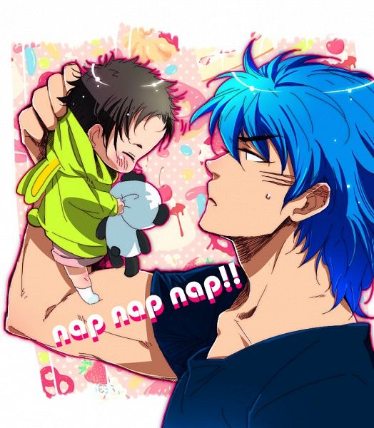 83 Best Images About Toriko On Pinterest