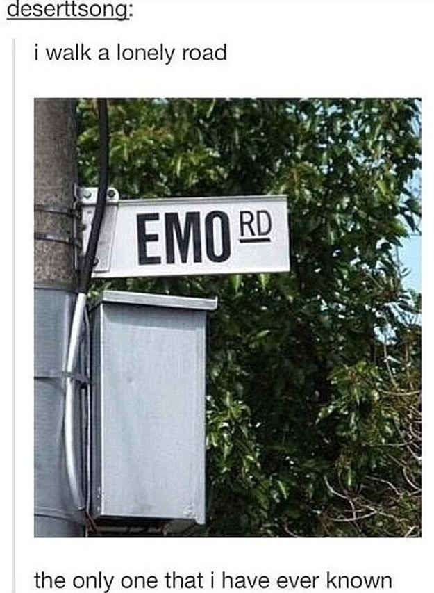 This street you probably should've lived on {]|[} AAAGGGGH GREEN DAY YESSSS