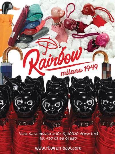 Rainbow ombrelli milano corso italia 11