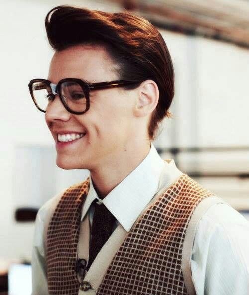 Okay.. I'm no longer writing a Luke FanFic but A Marcel/Harry FanFic! They will be brothers but i need a title! Any ideas? x