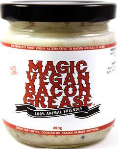 Magic Vegan Bacon Grease