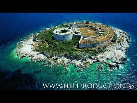 Isla Mamula de Campo de Concentración a Resort de Lujo - estilos de vida : estilos de vida